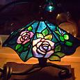 ⑤「バラのランプ」